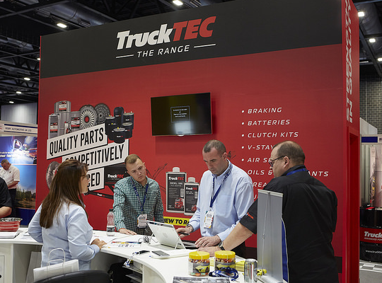 TruckTEC at the GA & UAN show